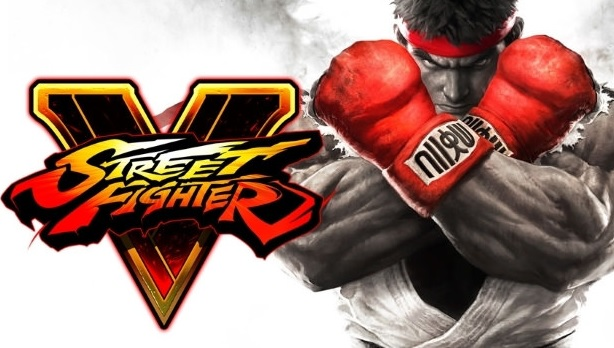 Street Fighter 5 Promo