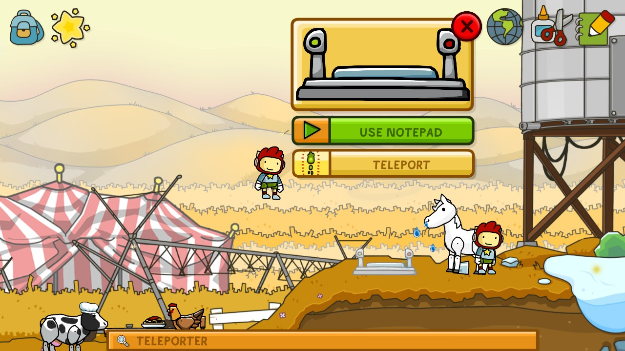Scribblenauts Unlimited Review | - PC Games for Steam