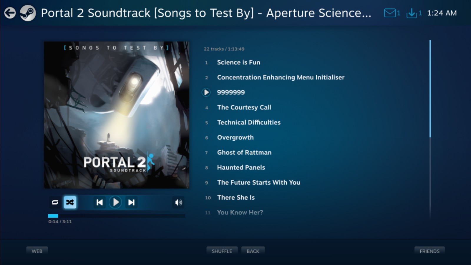 What is the Steam Music Player? | - PC Games for Steam