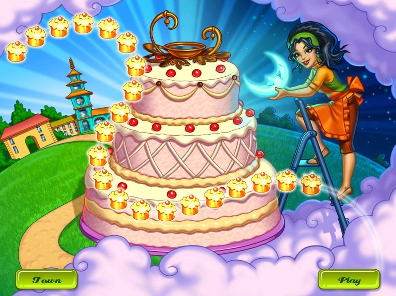 Cake Mania Back To The Bakery Review