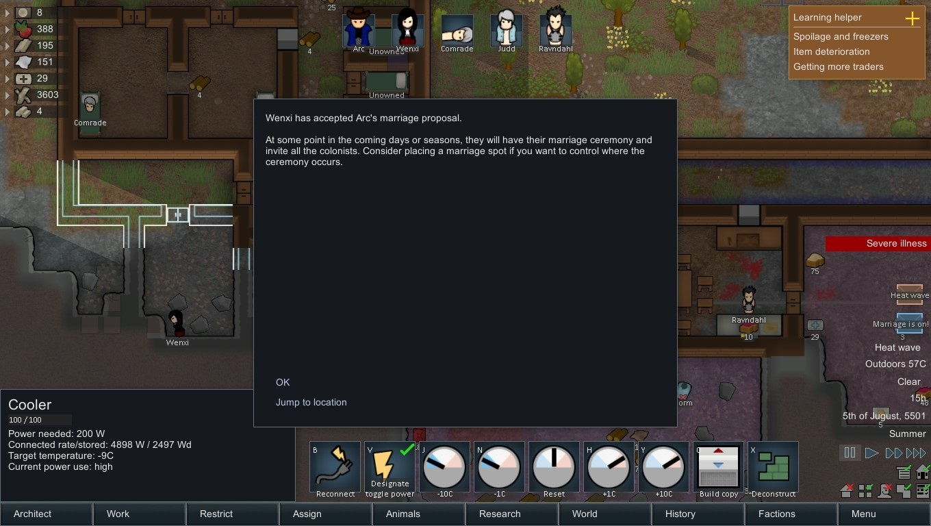 A Review of RimWorld   - PC Games for Steam