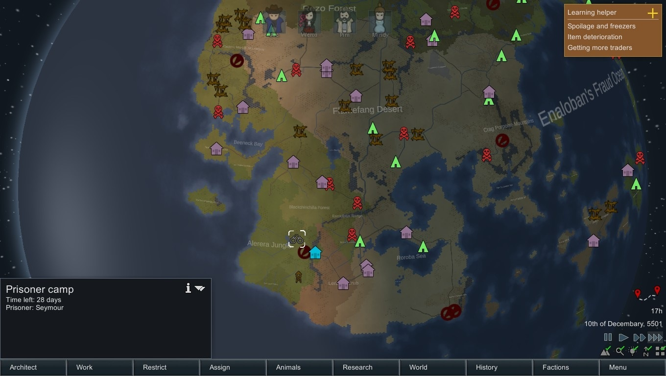 A Review of RimWorld | - PC Games for Steam