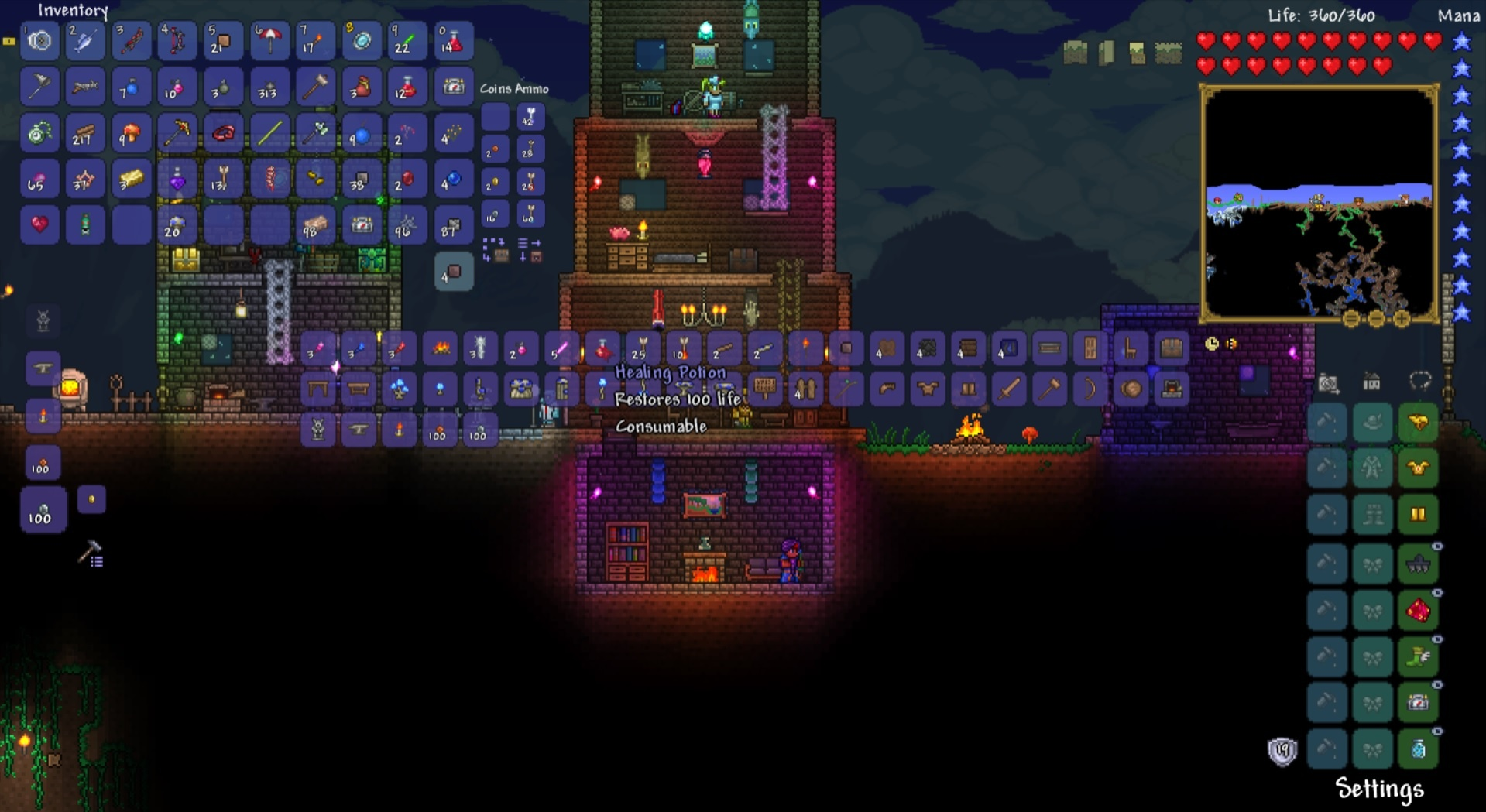 speed boots terraria