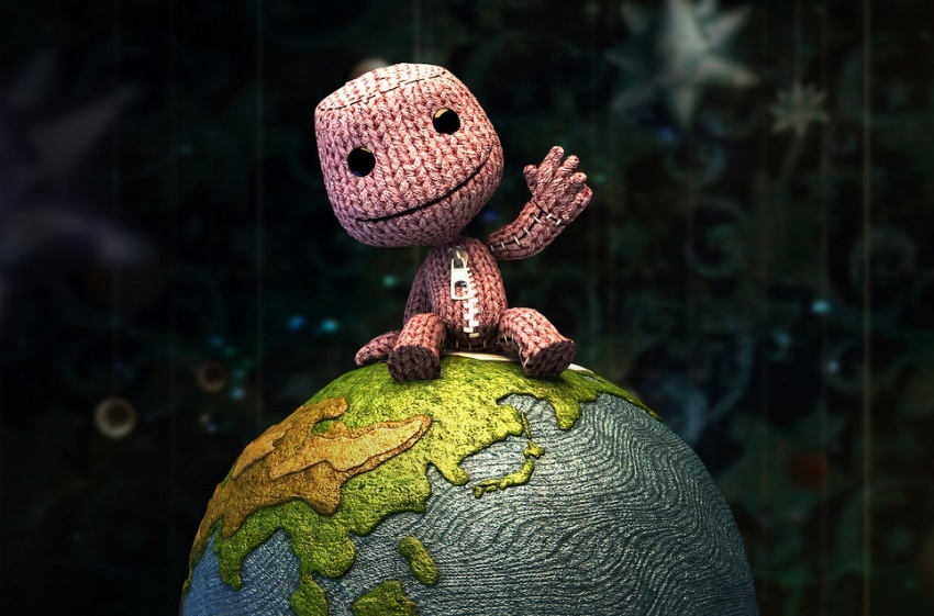 LBP Sackboy World
