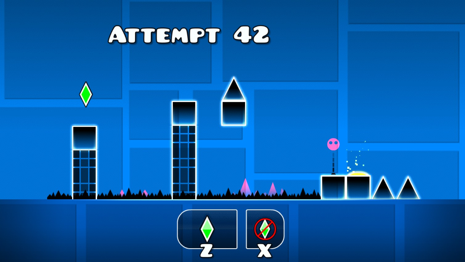 Geometry Dash Review – PC Games for Steam